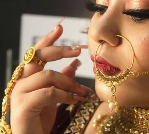 best bridal makeup artist in delhi